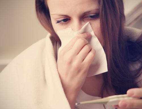 Ne « rhume »-inez pas pendant l'hiver !