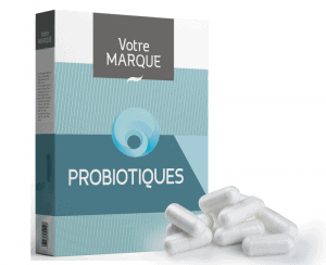 Gélules probiotiques