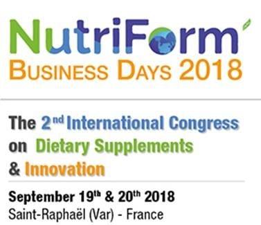 Nutriform congrès
