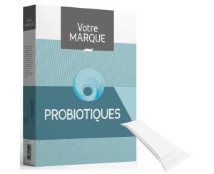 Stick poudre probiotiques